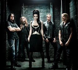 Biografia, Historia de Evanescence