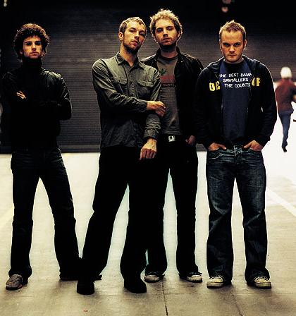 Coldplay online