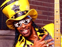 Bootsy Collins online