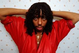 Rick James online