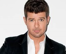 Robin Thicke online